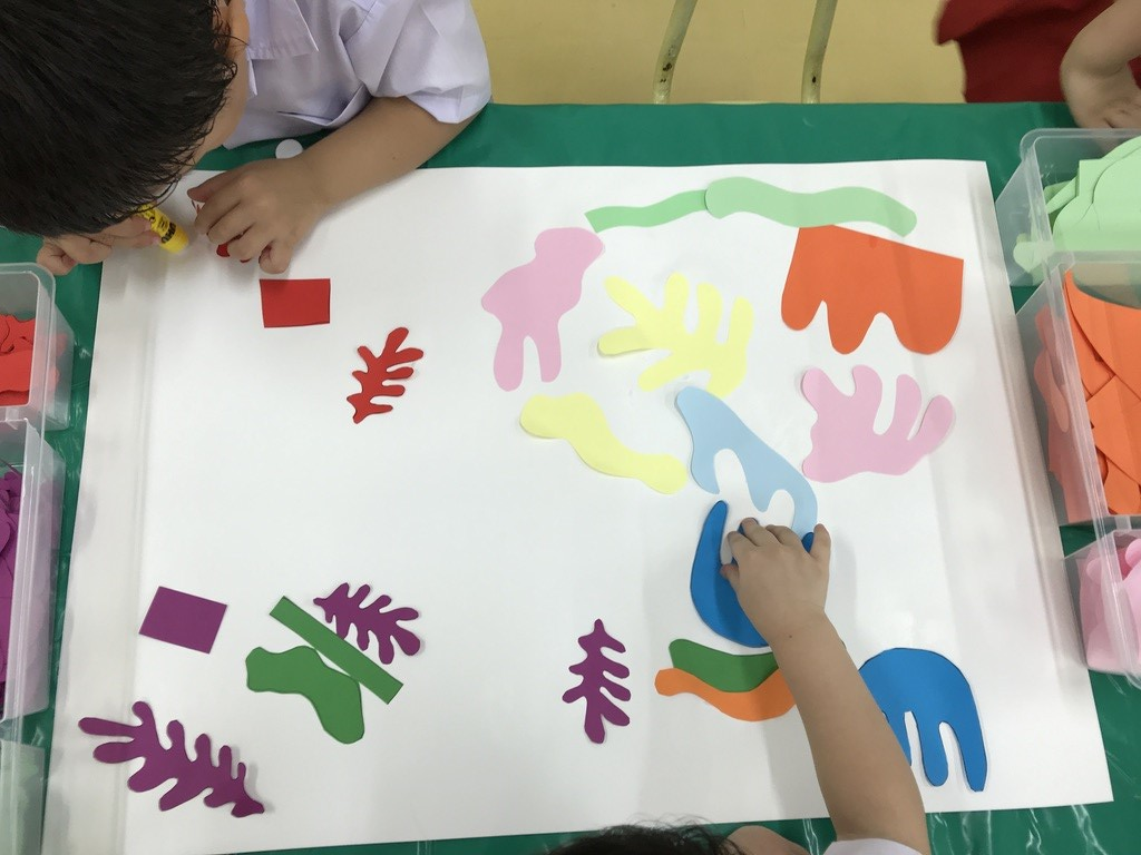 Process Art Henri Matisse