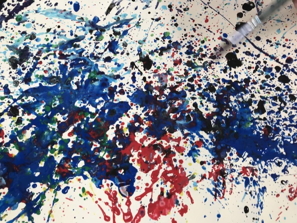 Process Art Jackson Pollock