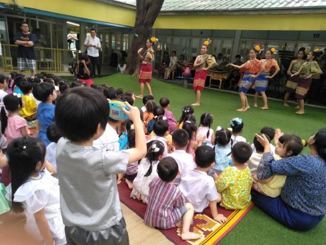 นิทรรศการ ของดีดีในเมืองไทย