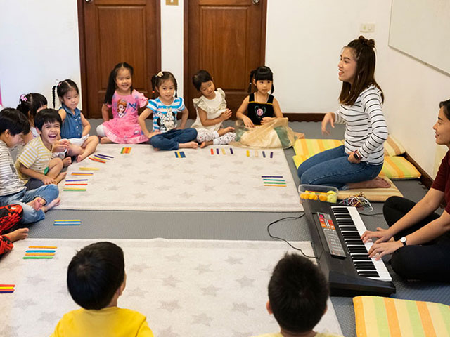Music for Early Childhood