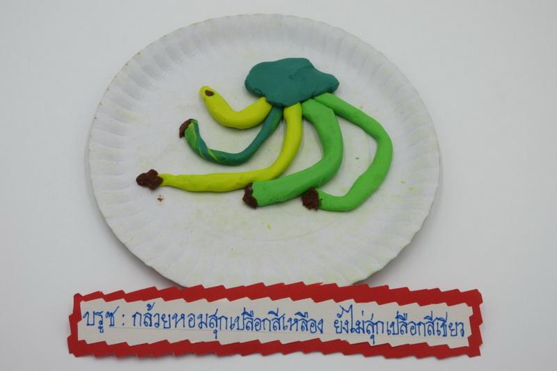 เรื่องกล้วย ระยะที่ 2 สัปดาห์ที่ 1