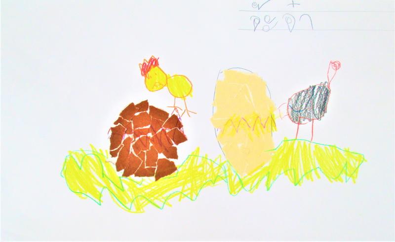 เรื่องไข่ ระยะที่ 2 สัปดาห์ที่ 2