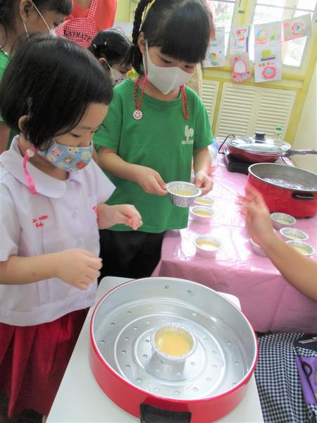 เรื่องไข่ ระยะที่ 2 สัปดาห์ที่ 4