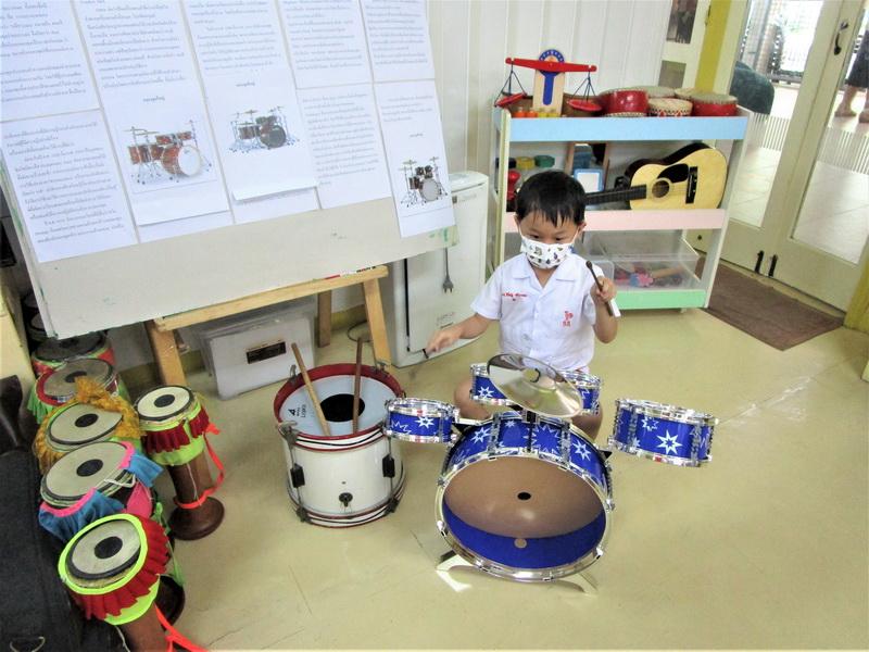Drum, Stage 2 Week 3