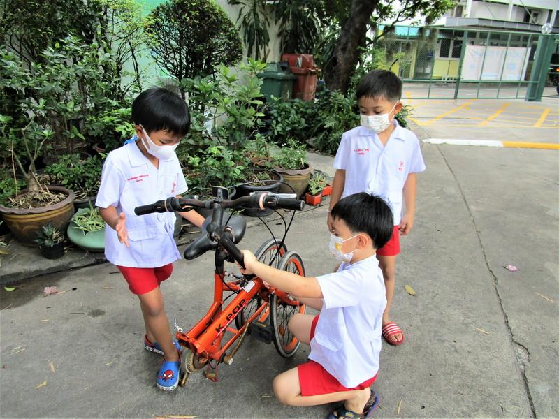 เรื่องจักรยาน ระยะที่ 2 สัปดาห์ที่ 2