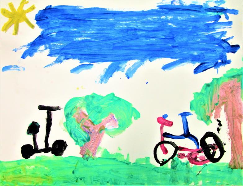 เรื่องจักรยาน ระยะที่ 2 สัปดาห์ที่ 4